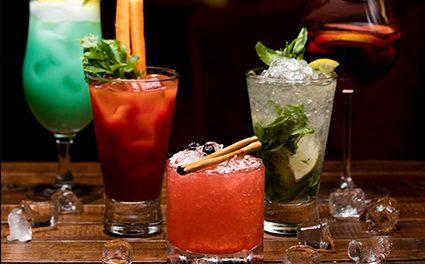 5 лесни коктейла с водка
