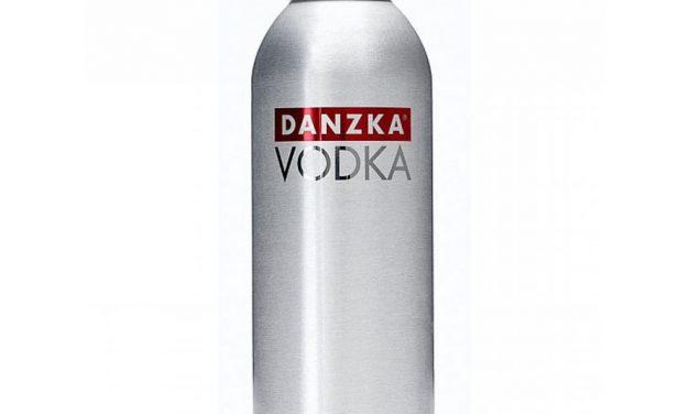 Поръчайте 1 л и ще получите подарък миниатюра Danzka vodka